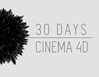 30 Day Project / Cinema 4D