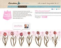 Caribou Coffee - Amy's Garden