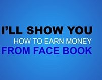How to earn money from facebook :)