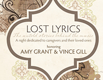 Lost Lyrics for Amy Grant and Vince Gill