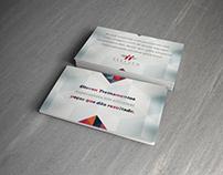 Presentation Card - Elleven