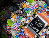 Galaxy Gear Advert
