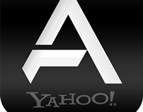 Yahoo Axis App