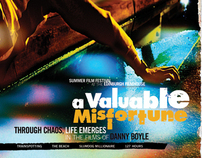 A Valuable Misfortune a Danny Boyle Film Festival