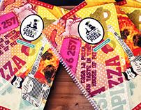 Casa La Pizza Branding