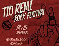Tio Remi Rock Bar // Cards de Facebook