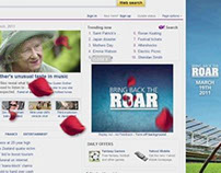 O2 Bring back the Roar Yahoo takeover