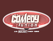 The Comedy Union 3D Logo