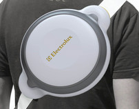 HelioDish concept for Electrolux