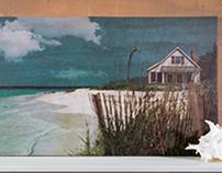 Beach Shore Canvas