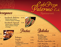 Pizza Palermo Restaurant Menu