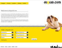 Taxis for Dogs Dogcab.com