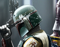Boba Fett: Bounty Hunter