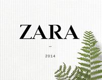 Zara Spring 2014 Shop Window