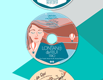 CD Design for Lontano da Qui