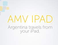 AMV iPad - App Design