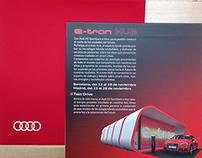 Audi e-tron HUB BCN