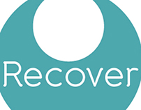 Corporate Identity- Recover Wellness