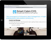 Smart Cabin CMS - Temporary Site
