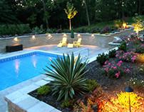 Mediterranean-inspired Residential Pool