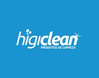 HigiClean Produtos de Limpeza