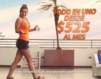 """Cablevisión Monterrey TV Spot """"vacaciones / Tablet"""""""