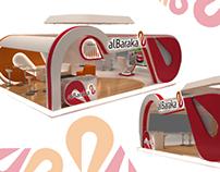 Al Baraka Booth