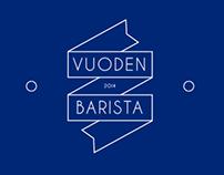 Design for Finland Barista Champions