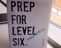 Typography | Prep for Level 6