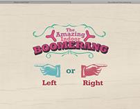 Boomerang Website - Student Project