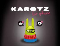 Karotz Community - apps Iphone