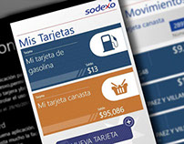 App Windows Phone SODEXO