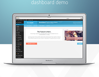 ThemeIsle - Themes demo dashboard
