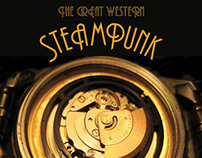 Steampunk Exhibition | Promotional Poster