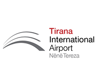 Tirana's International Airport Logo