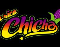 La Rica Chicha / Peruvian Logo