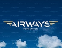 AIRWAYS formation