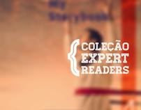 Coleção de livros Expert Readers
