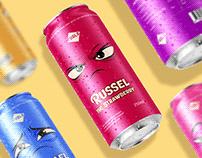 FUGLO SOFT DRINK BRANDING