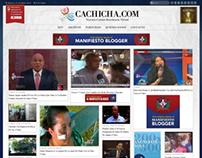 Web Editor - Cachicha.com