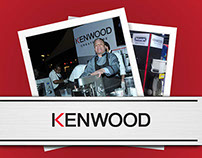 KENWOOD BOOTH - STAND