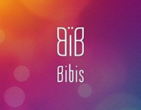 Bibis - New Branding & Folio