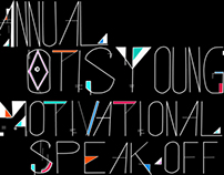 15th  Annual Otis Young Motivational Speak-Off