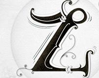 Z Lettering