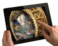Interactive Application for the Ashmolean Museum