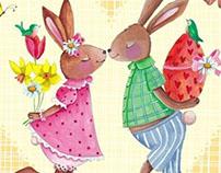 Illustrations Children   Cartita Design ©2014