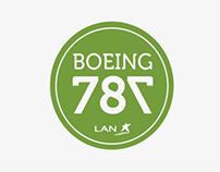 Branding - Boeing 787