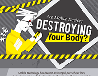 Are mobile devices destroying your body?
