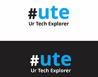 Logo For Ur Tech Explorer Youtube Channel