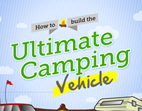 How to build the ultimate camping vehicle
